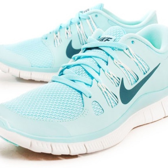 outlet store 60b3a 7c90b Free Run 5.0 Mint Green Womens Size 5 | Parallax Inc